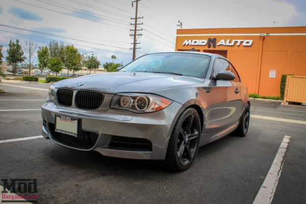 Quick Snap: E85-powered E82 BMW 135i With Carbon Fiber Accents