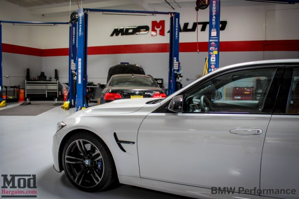 BLACKOUT: Ronald A's F80 BMW M3 Gets M Performance Upgrades