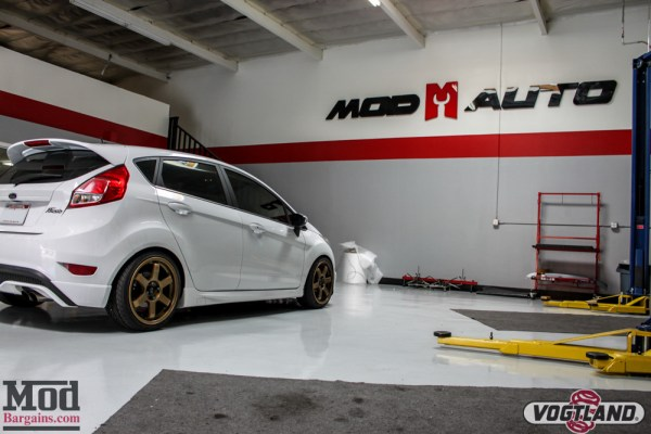 Video: Injen Ford Fiesta ST Catback Exhaust Installed on Dave's Modded FiST + Review