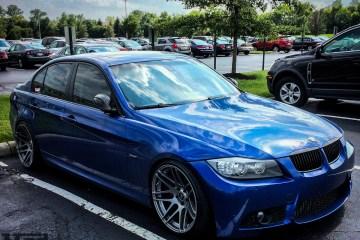 BMW E90 M3 Forgestar F14 19x95et22 19x11et25 SDC-6