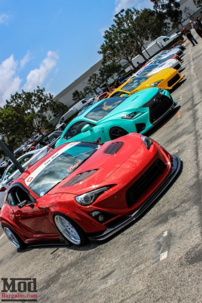 Gallery: Sickest Scion FR-S & Subaru BRZ's @ Carshow at Toyota HQ