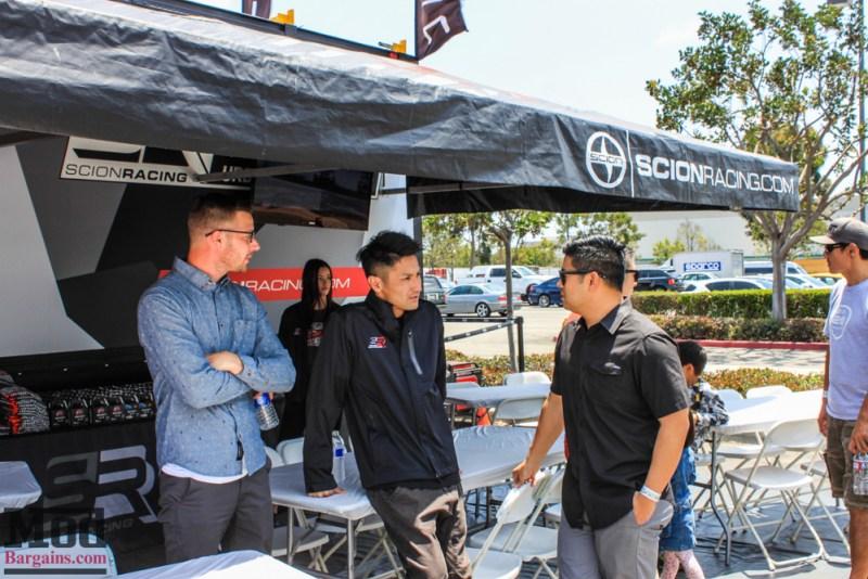 Scion Industry Influencers FR-S BRZ Meet-300