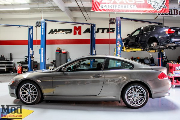 5 Best Mods for E63 BMW 650i M6 & 645csi