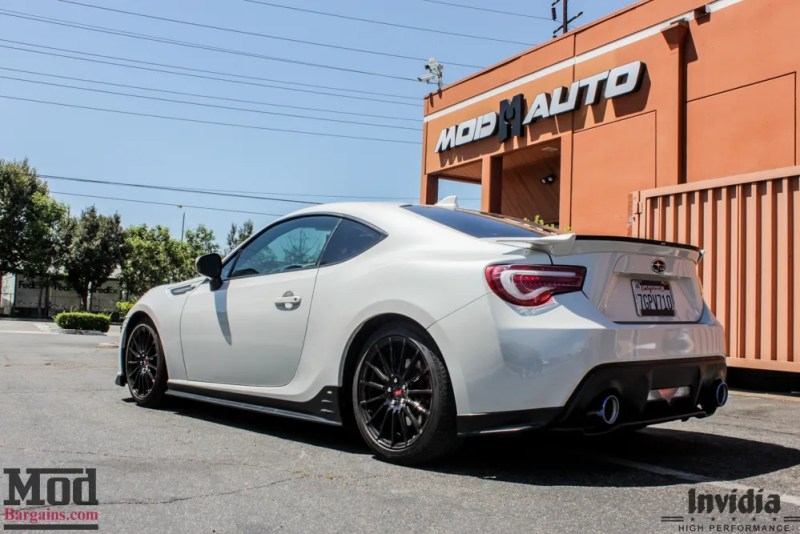 Subaru_BRZ_Series_Blue_Invidia_N1_Exhaust_install-5