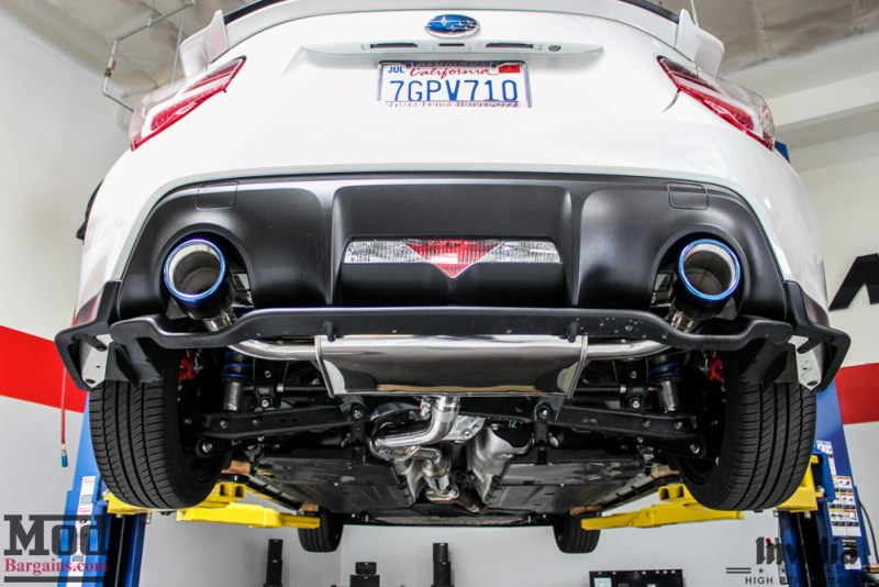 Subaru_BRZ_Series_Blue_Invidia_N1_Exhaust_install-8