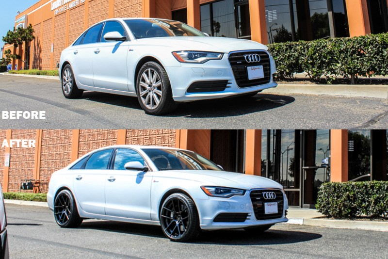 Audi-C7-A6-Tanner-Pearson_LA_KINGS-Avant_Garde_M510-before-after-front34