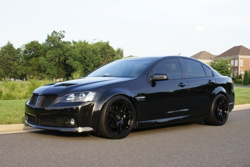 4 Best Mods For Pontiac G8 G8 Gt Holden Commodore