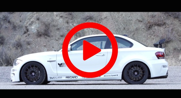Video: Marco's Crazy V8 BMW 135i / 1M Clone [E82]