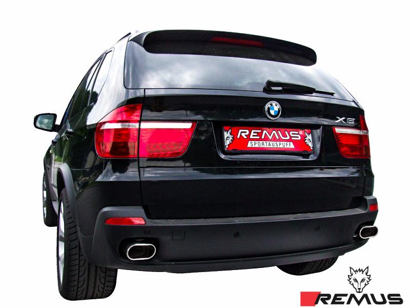 BMW_E70_X5_remus_Exhaust