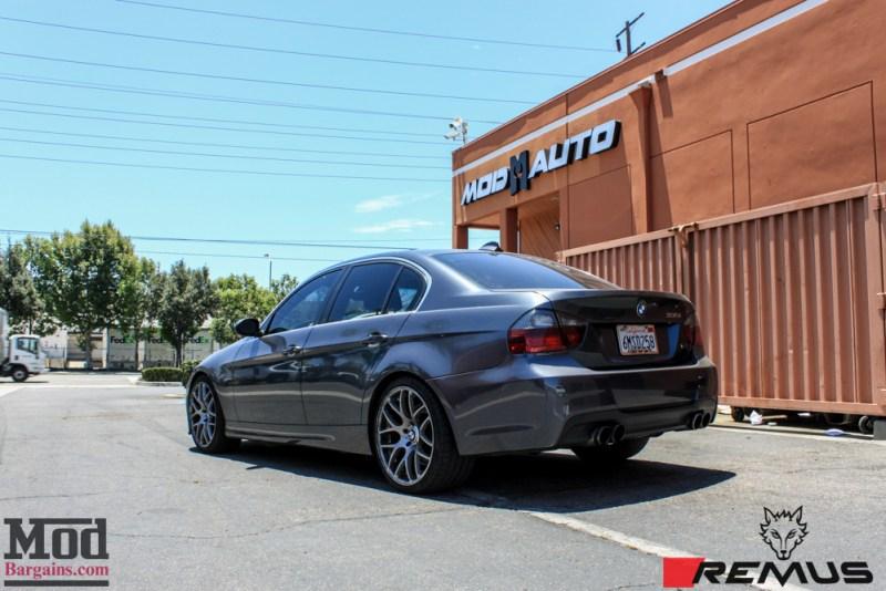 BMW_E90_335i_Remus_quad_Exhaust_M3_BumperCFlip-10