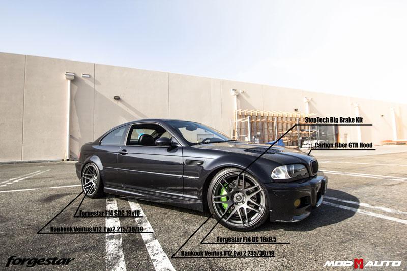 BMW_E46_M3_Forgestar_F14_19x95_19x10_textured_gunmetal_stoptech_img001