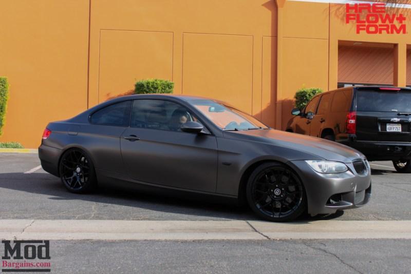 BMW_E92_335i_HRE_FF01_Tarmac_Remus_Quad_M3_nose_-13