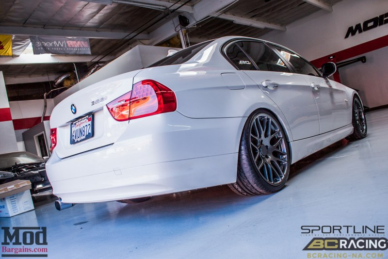 BMW_E90_328i_Sportline_8S_BC_Coilovers_BMWExhaust_-16