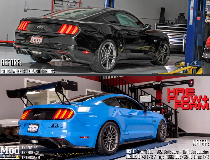Ford_Mustang_S550_Before_After_HRE_FF15