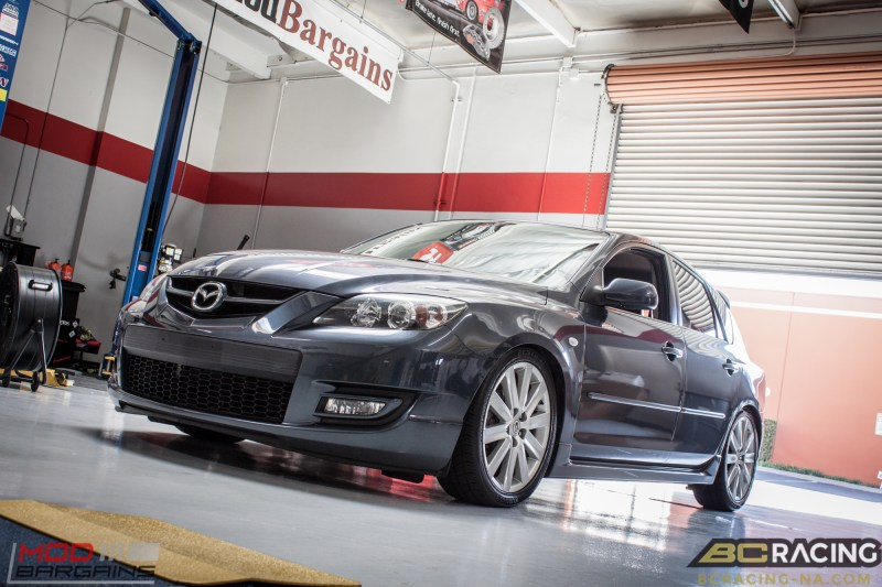 Mazdaspeed3 BC Coilovers (23)