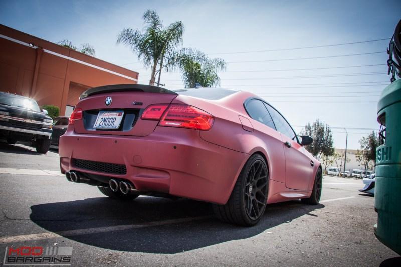 BMW E92 M3 Temoor HRE FF01 Remus CarbonRace (18)