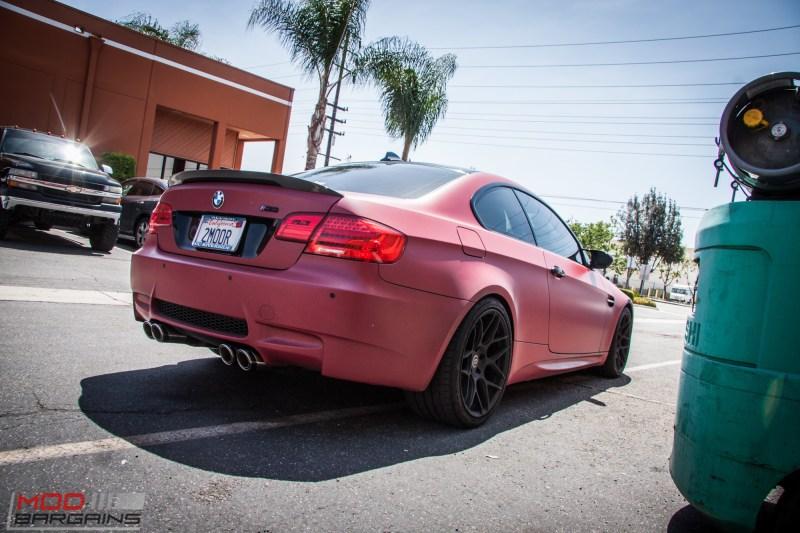 BMW E92 M3 Temoor HRE FF01 Remus CarbonRace (34)