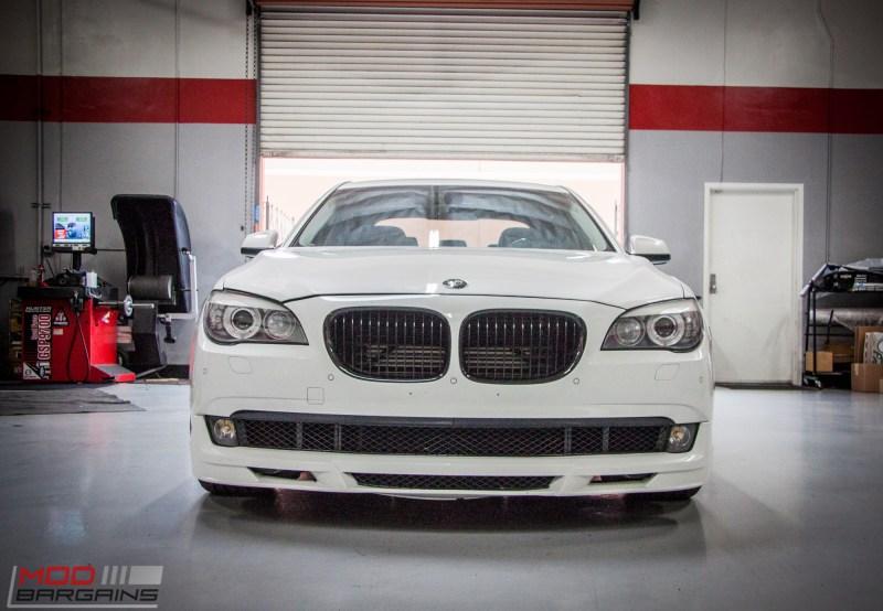 BMW F01 750li HR Springs Rennen Forged Sean Customer (10)