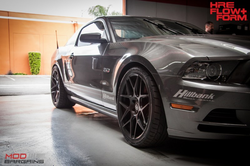 Ford S197 Mustang GT HRE FF01 BC Coilovers WHiteline (19)