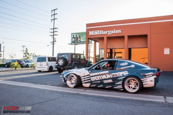 Enter The SpeedHunter: RPS13 Nissan 240SX Drift Car Visits ModAuto
