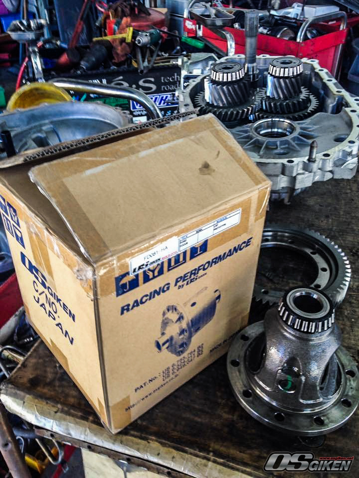 OS Giken USA- (STX) Ford Focus ST Build IMG003