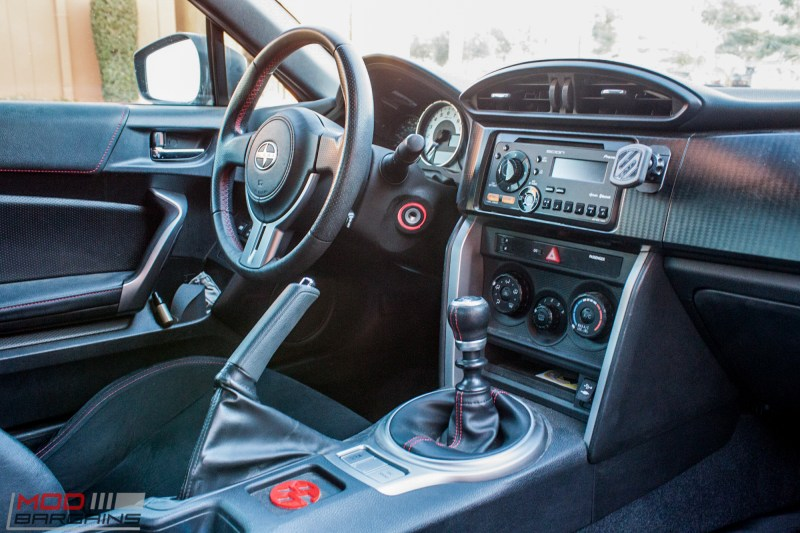 Scion FR-S Drift DR Shifter (2)