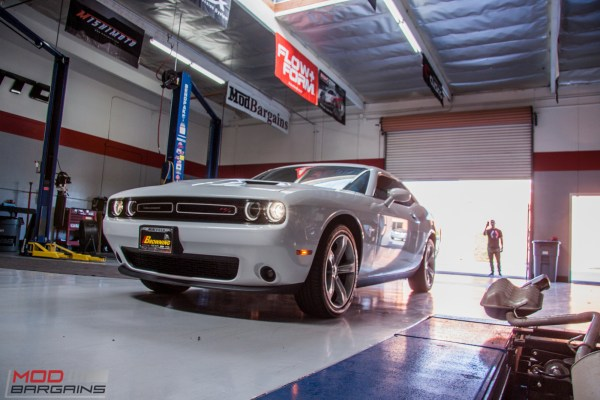 2015 Dodge Challenger R/T Gets Musclecar Growl with Borla ATAK Exhaust