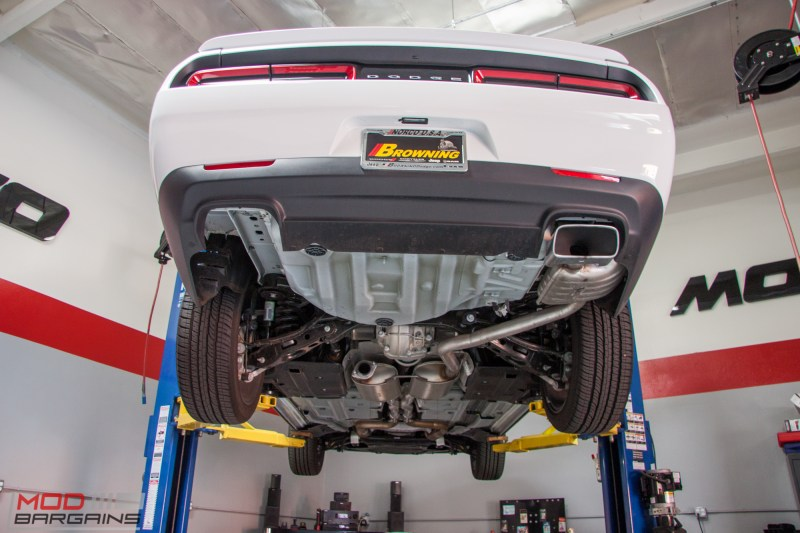 Dodge Challenger RT Borla Exhaust (3)