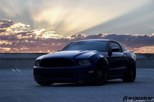 Quick Snap: Jurrian Terpstra's S197 Ford Mustang GT 5.0 Photoshoot