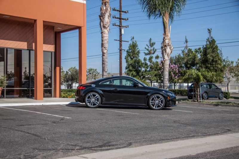 Audi TT MK 3 Lowering Springs (1)