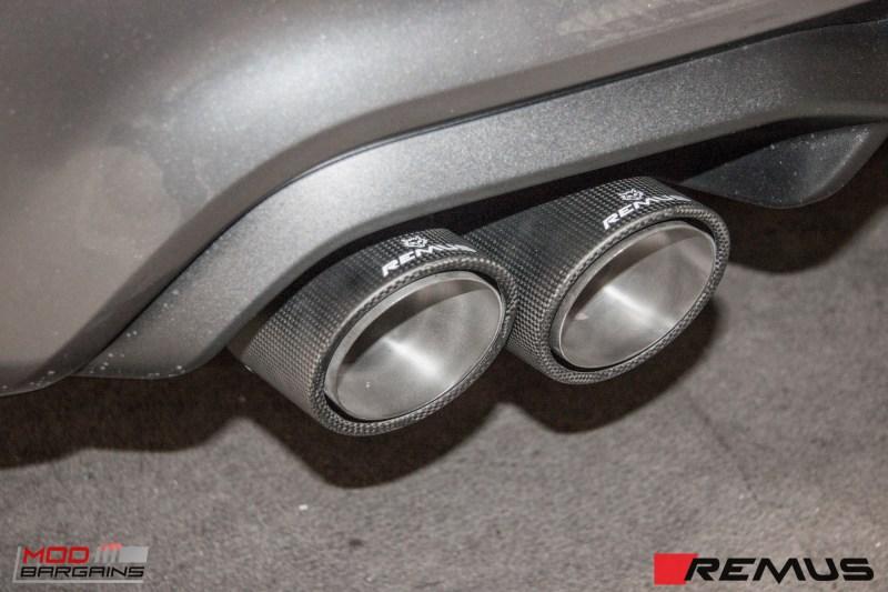 BMW F87 M2 Remus Exhaust (7)