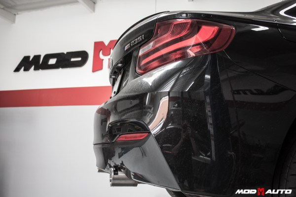 Quick Snap: F22 BMW M235i gets Remus Exhaust & VMR Wheels @ ModAuto