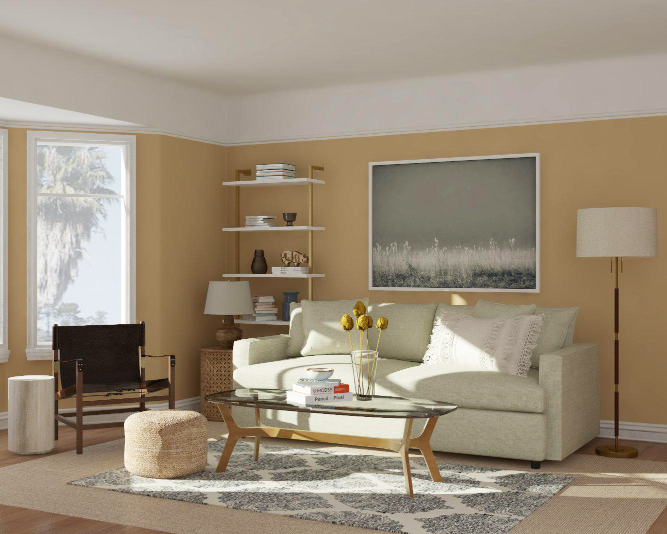 Transform Any Space With These Paint Color Ideas