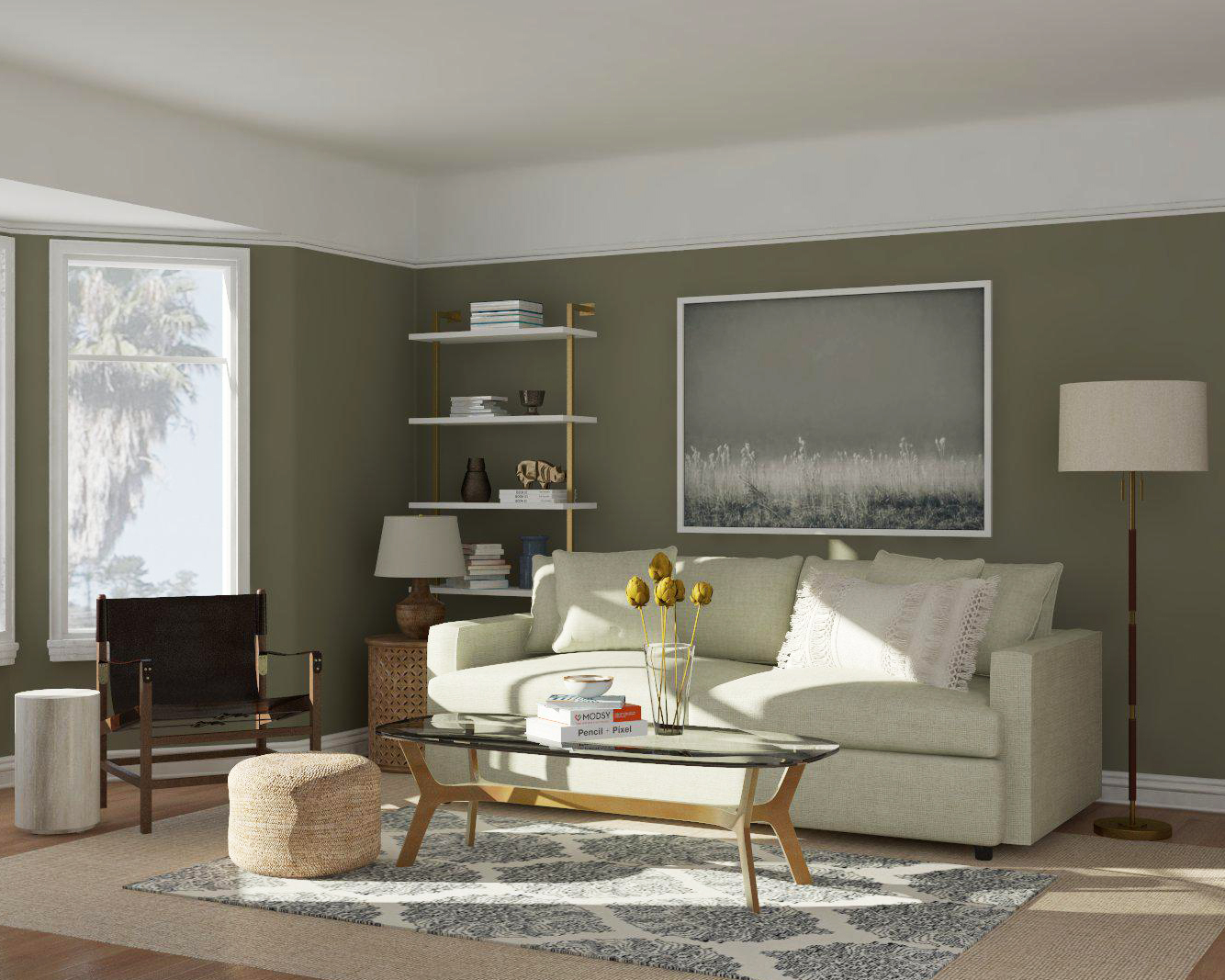 Paint Colors That Flow From Room To Room Transform Any Space With These Paint Color Ideas Modsy Blog