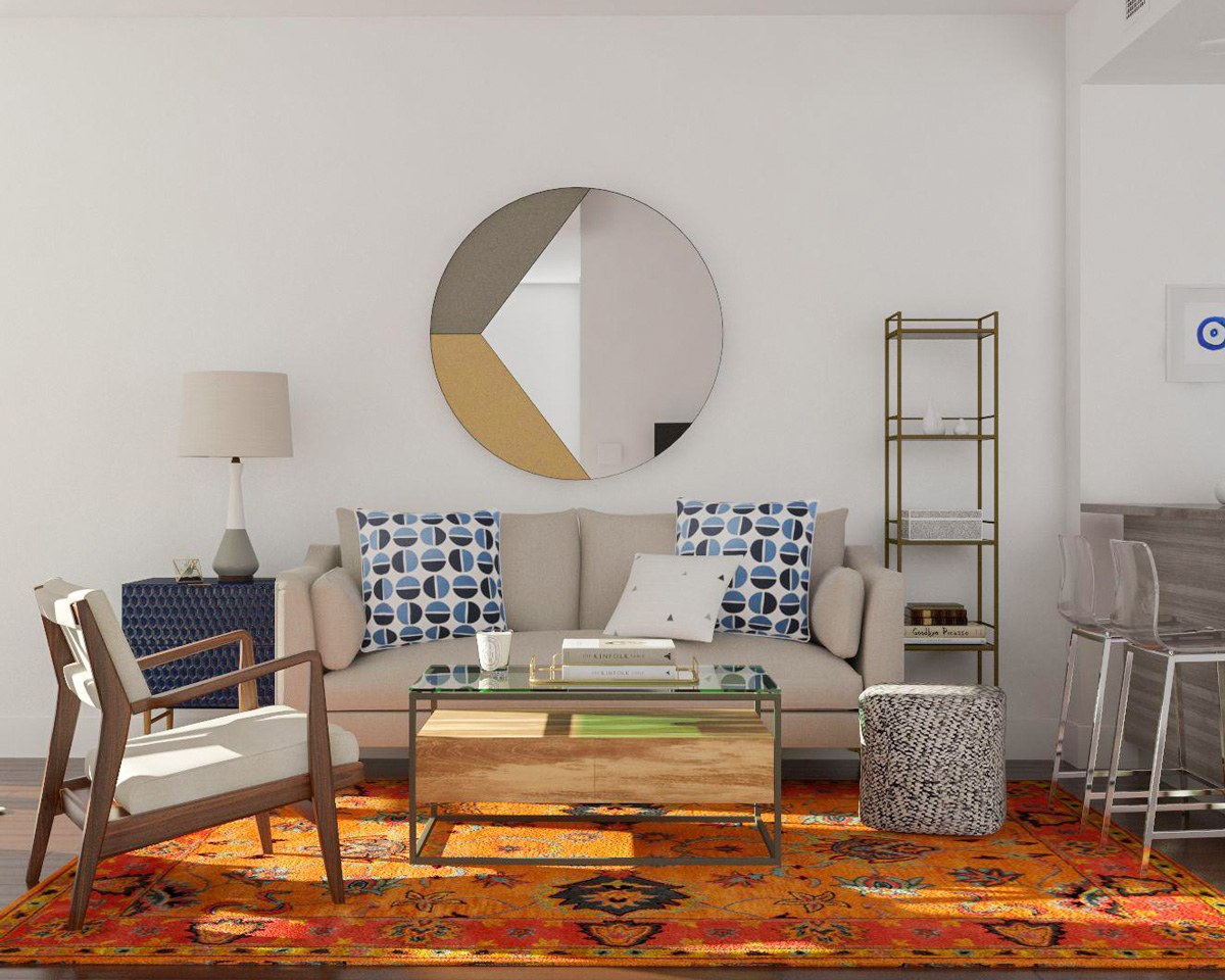 Small Space Living Room Furniture Small Space Hacks Tips For Designing A Small Living Room
