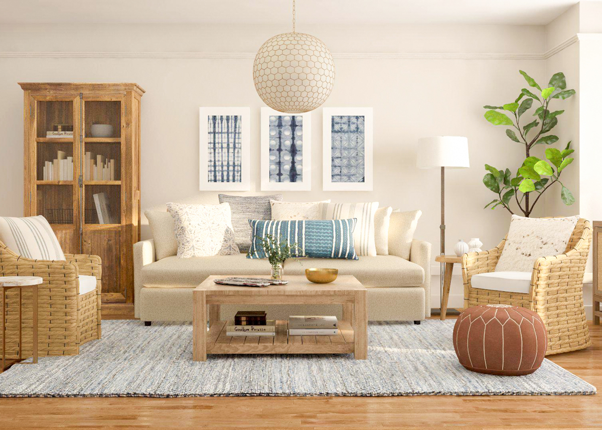 Styles For Living Room Rustic Warmth 9 Easy Ways To Nail A Rustic Style Modsy Blog
