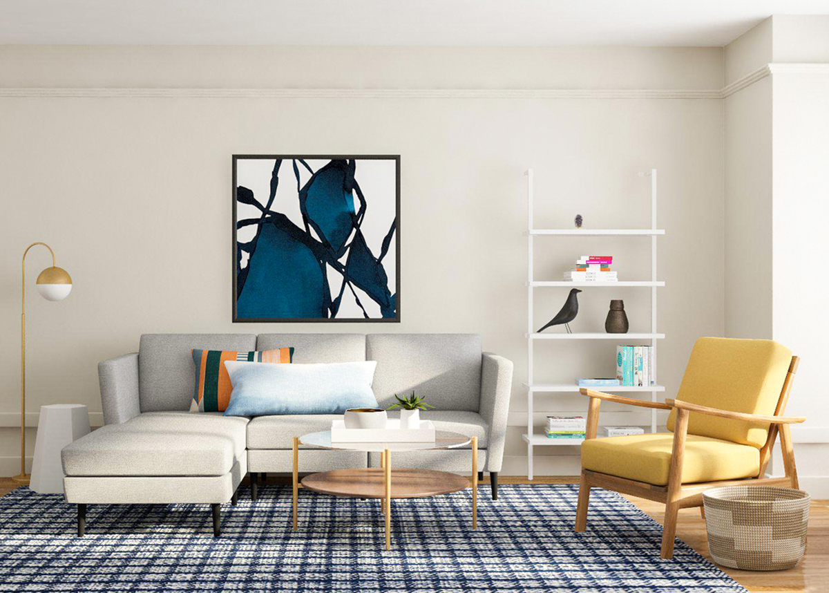 Mid Century Modern Living Room Design Modsy Style Spotlight 7 Ways To Nail Our Mod Visionary Look