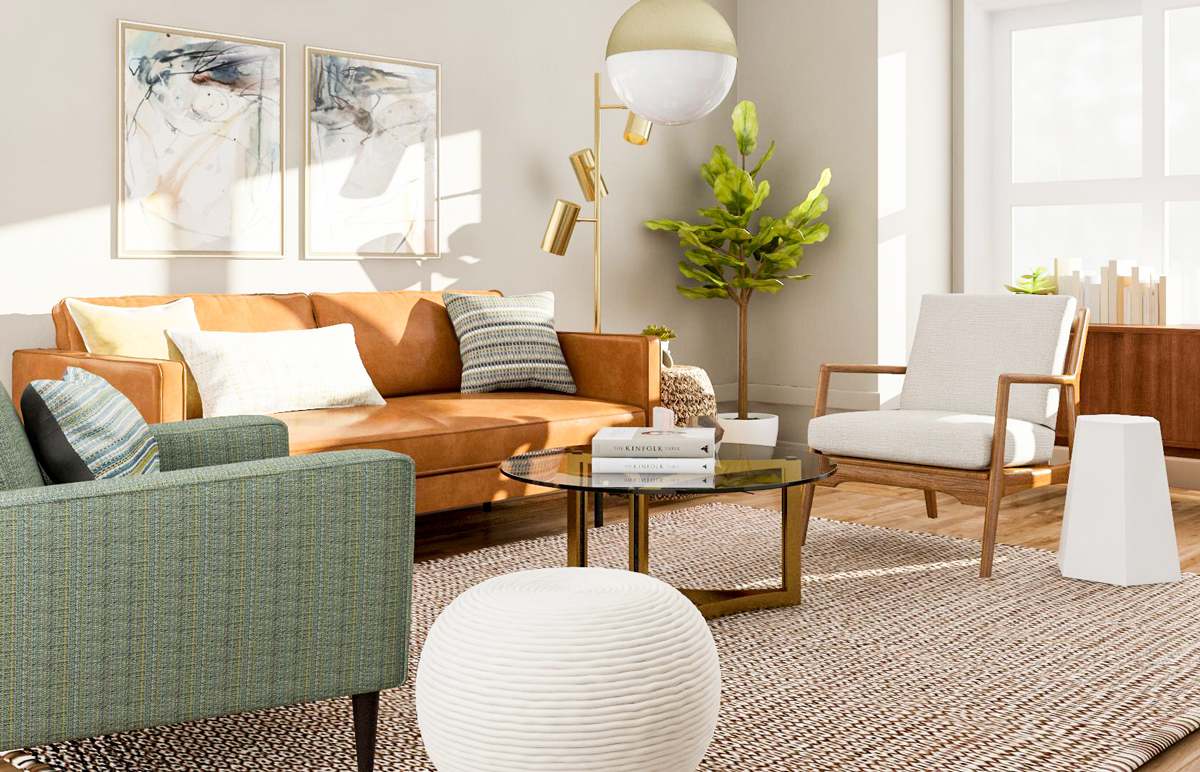 Styles For Living Room Modern Living Room Design 5 Ways To Try A Mid Century Style