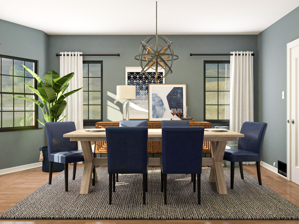 Contemporary Dining Rooms 13 Ideas For A Transitional Dining Space