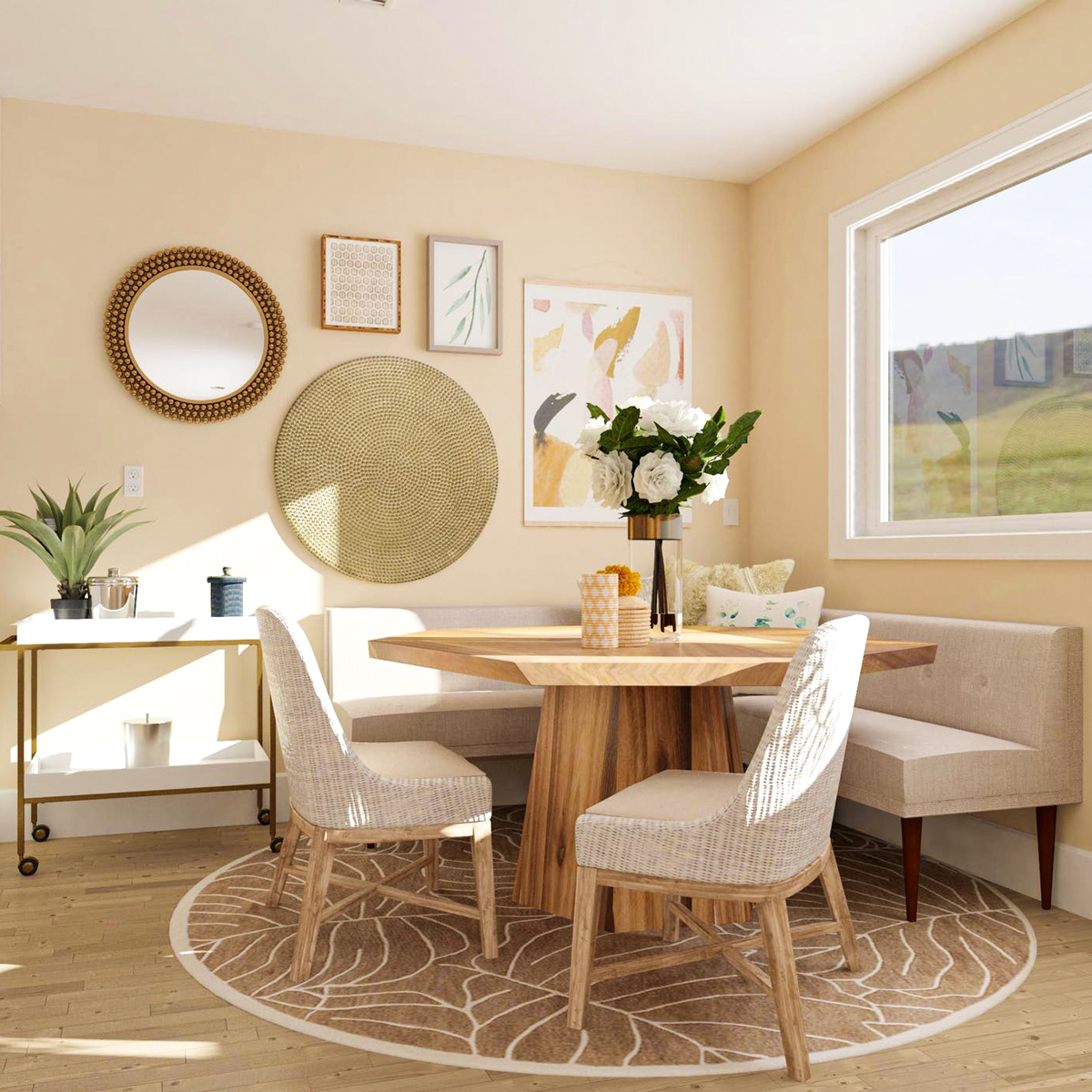 10 Dining Room Layout Ideas For Rooms Of All Shapes And Sizes