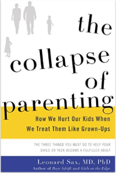 parenting books - The collapse of parenting