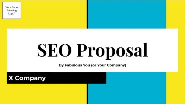 The SEO Proposal That Gets \