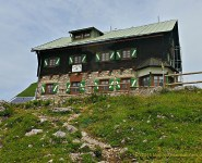 Hüttenabenteuer Teil 2 – Vom Hahntennjoch zur Anhalterhütte