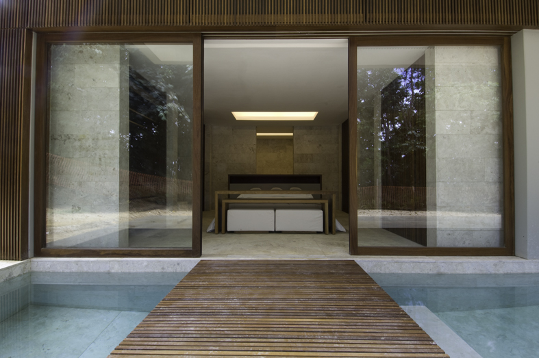 hotel  - modernes design spa hotel