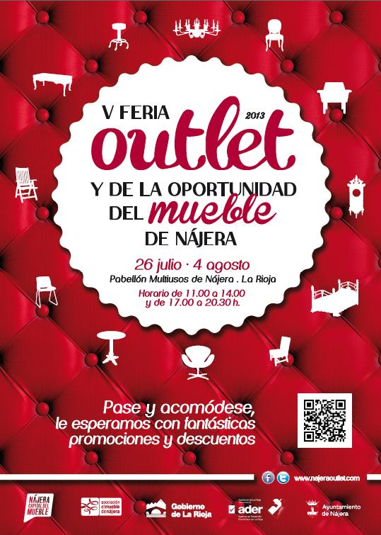 Muebles De Baño Najera:Feria outlet de muebles en Nájera, La Rioja