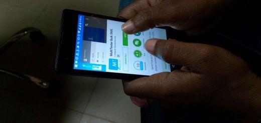 bulk sms app google playstore