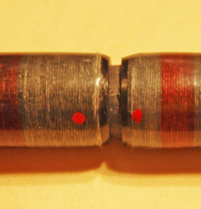 Ferrule dressing archives fly fishing blog the view for Fishing rod ferrules