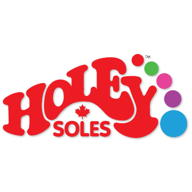 Holey Soles logo