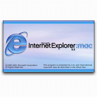 Microsoft Internet Explorer for Mac