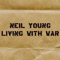 Neil Young Living with War